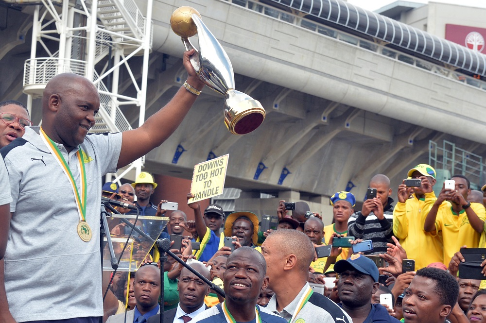 Pitso Mosimane harbours hopes of playing CAF final in the country - SowetanLIVE