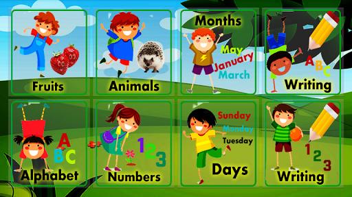 ABC 123 Kids Learning UK