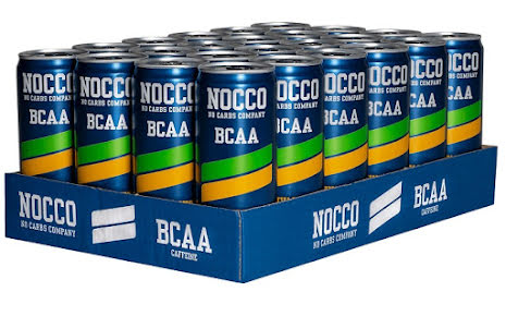 Nocco BCAA 24 x 330ml - Carnival