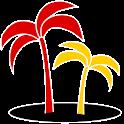 Bundesferien, Ferien + Feiertage im Jahreskalender icon