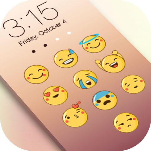 AppLock & Emoji Lock Screen Icon