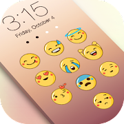 App AppLock & Emoji Lock Screen APK for Windows Phone