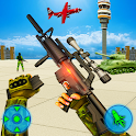 Modern FPS Commando Shooting : Combat Strike Games icon