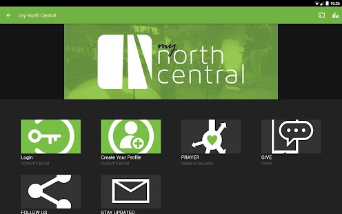 North Central Church- screenshot thumbnail