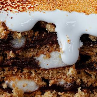 S'Mores Pudding Cake