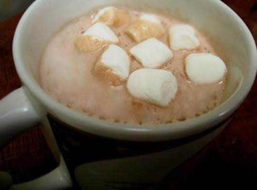 Dreamy Hot Chocolate Recipe