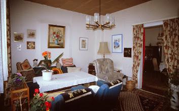 Photo: Mutters Wohnzimmer