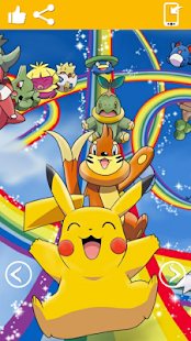Wallpapers PikaPika - náhled