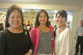 Photo: Chi Hanh, Bich Mai, fille de Bach Bich, Thanh Tuyen, fille de Thanh Van