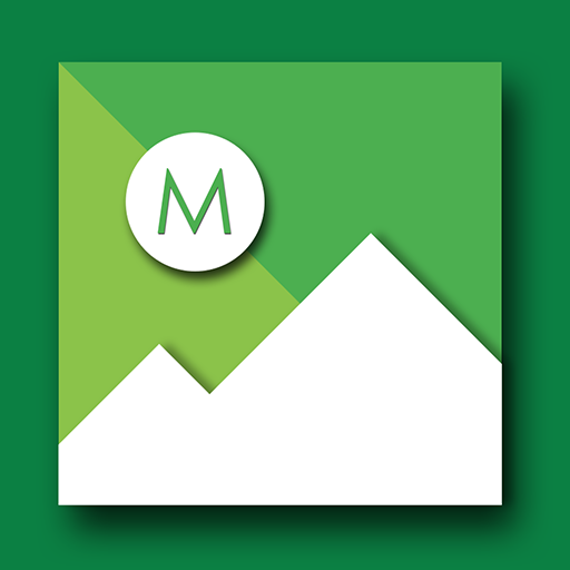 Material Wallpaper App Demo