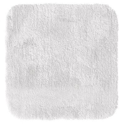 Коврик для ванной комнаты Ridder Chic белый 55х50 см