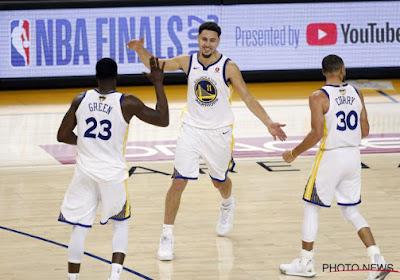 Golden State heeft Kevin Durant niet nodig om eerste zege in finale Western Conference te boeken