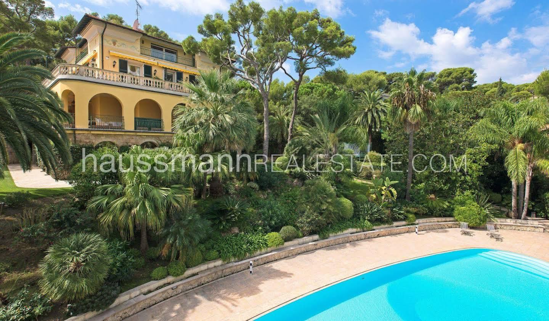 House with pool and terrace Saint-Jean-Cap-Ferrat