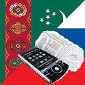 Turkmen Russian Dictionary icon