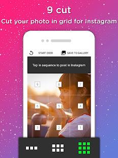 Insta Square Size Pic Editor