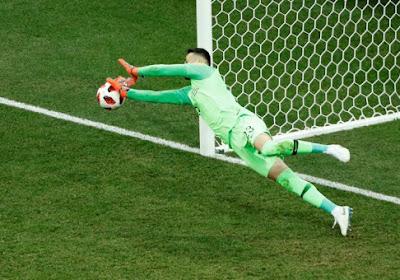 """Danijel Subasic après la victoire de la Croatie :""""Encore mieux si c'est une finale contre la France"""""""
