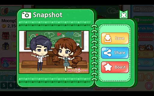 My Pretty Girl Story : Dress Up Game apkdebit screenshots 14