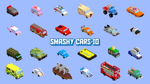 Smashy Cars .io Screenshot