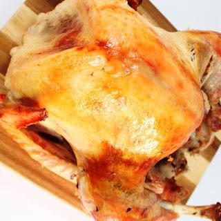Easy Buttermilk Brined Turkey #oxoturkeyday