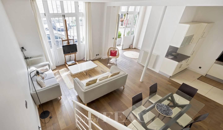 Appartement avec terrasse Paris 10ème
