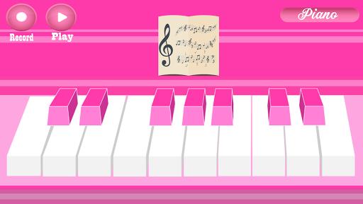 Pink Piano 1.1 screenshots 1