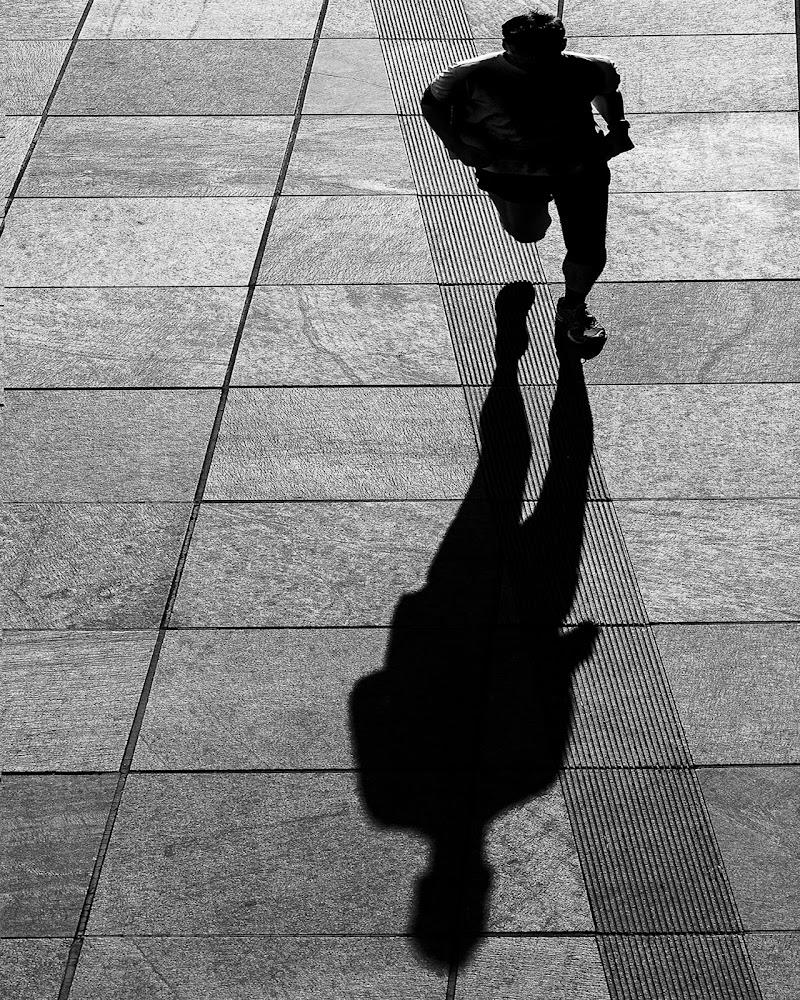 L'ombra della corsa di Gloria Staffa