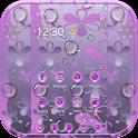 Purple Waterdrop Theme icon