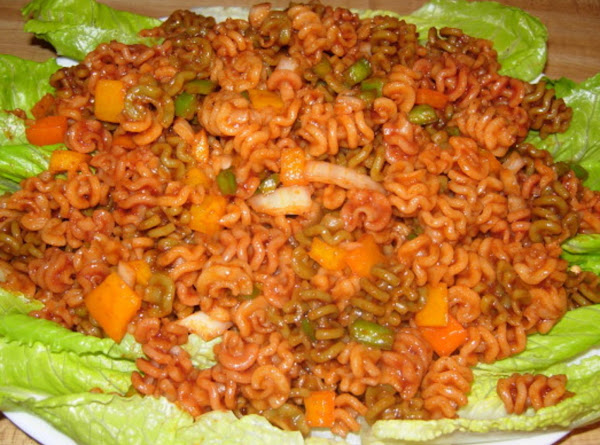 Pasta Salad With A Twist Recipe