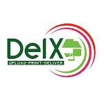 DelX, A Delivery and Xerox Service icon