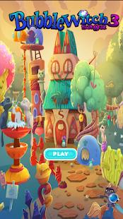 bubble witch saga 3 - náhled