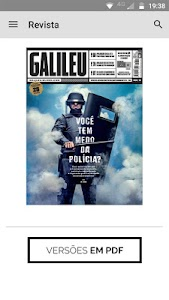 Revista Galileu screenshot 3