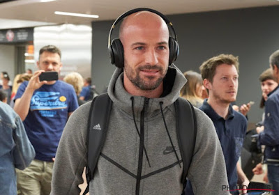 "Laurent Ciman salue Thierry Henry: ""Je comprends"""