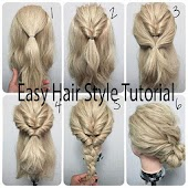 Easy Hair Style Tutorial