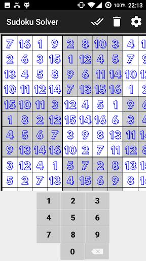 Sudoku Solver painmod.com screenshots 2
