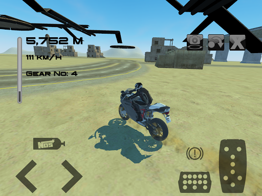 Fast Motorcycle Driver  screenshots 14