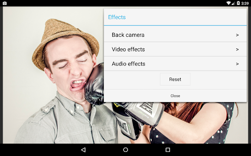 how to add thumbnail to youtube video on android
