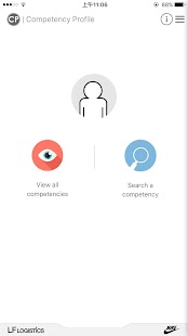 Competency Profile - náhled