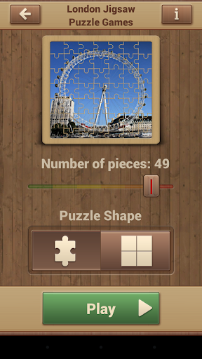 London Jigsaw Puzzle Games screenshots 7