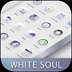 White Elegant Soul Theme Free