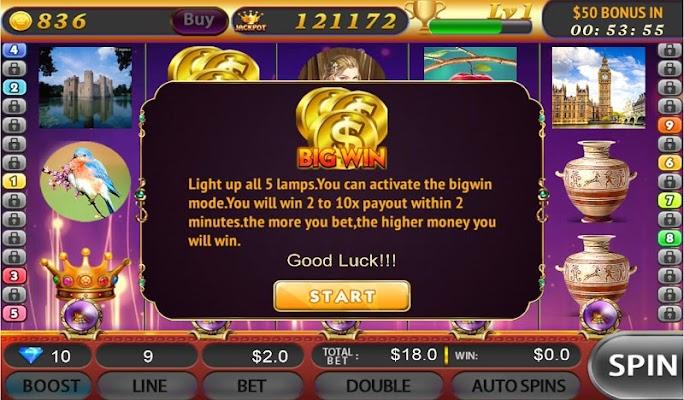 Slots! Free Casino Machine - screenshot