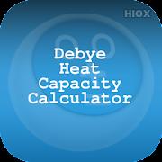 Debye Heat Capacity Calculator
