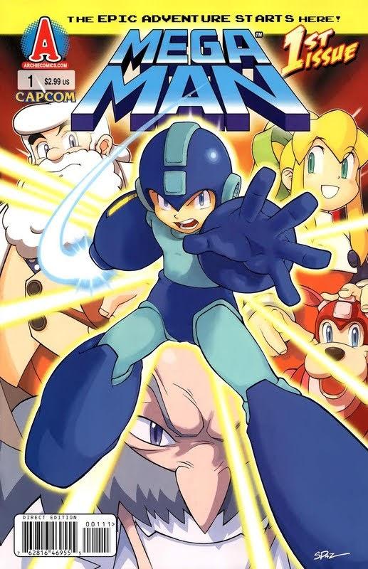 Mega Man (2011) - complete