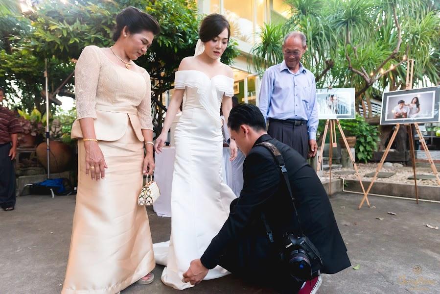 ช่างภาพงานแต่งงาน Ittipol Jaiman (cherryhouse) ภาพเมื่อ 02.07.2018