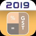 GST Calculator 2019 icon