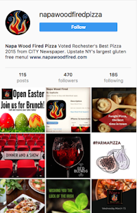 Napa Wood Fired- screenshot thumbnail