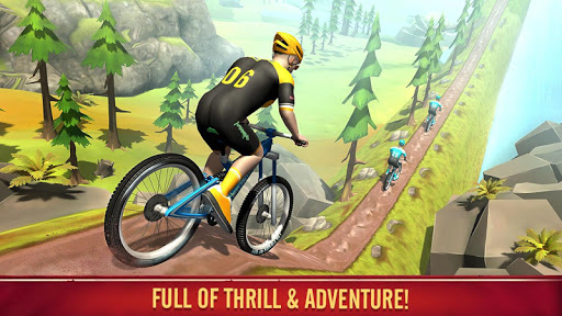 BMX Stunts Bike Rider- Free Cycle Racing Games screenshot 2
