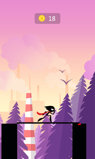 Crossing Cliff - screenshot