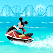 Jetki mickey Race