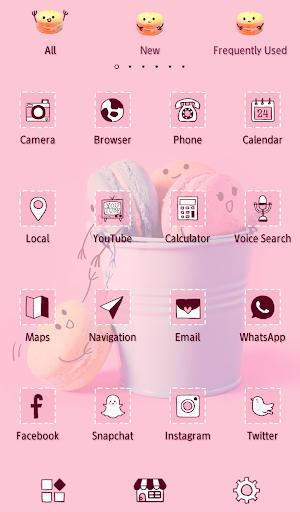 Cute Wallpaper Pastel Macarons Theme 1.0.1 Windows u7528 3