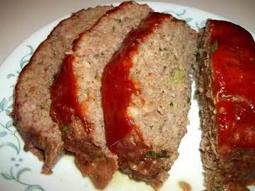 ~ Mom's Meatloaf ~